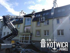 Czyszczenie i impregnacja dachów